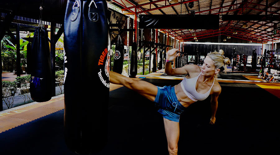 The Toe Tap: The Art of Muay Thai